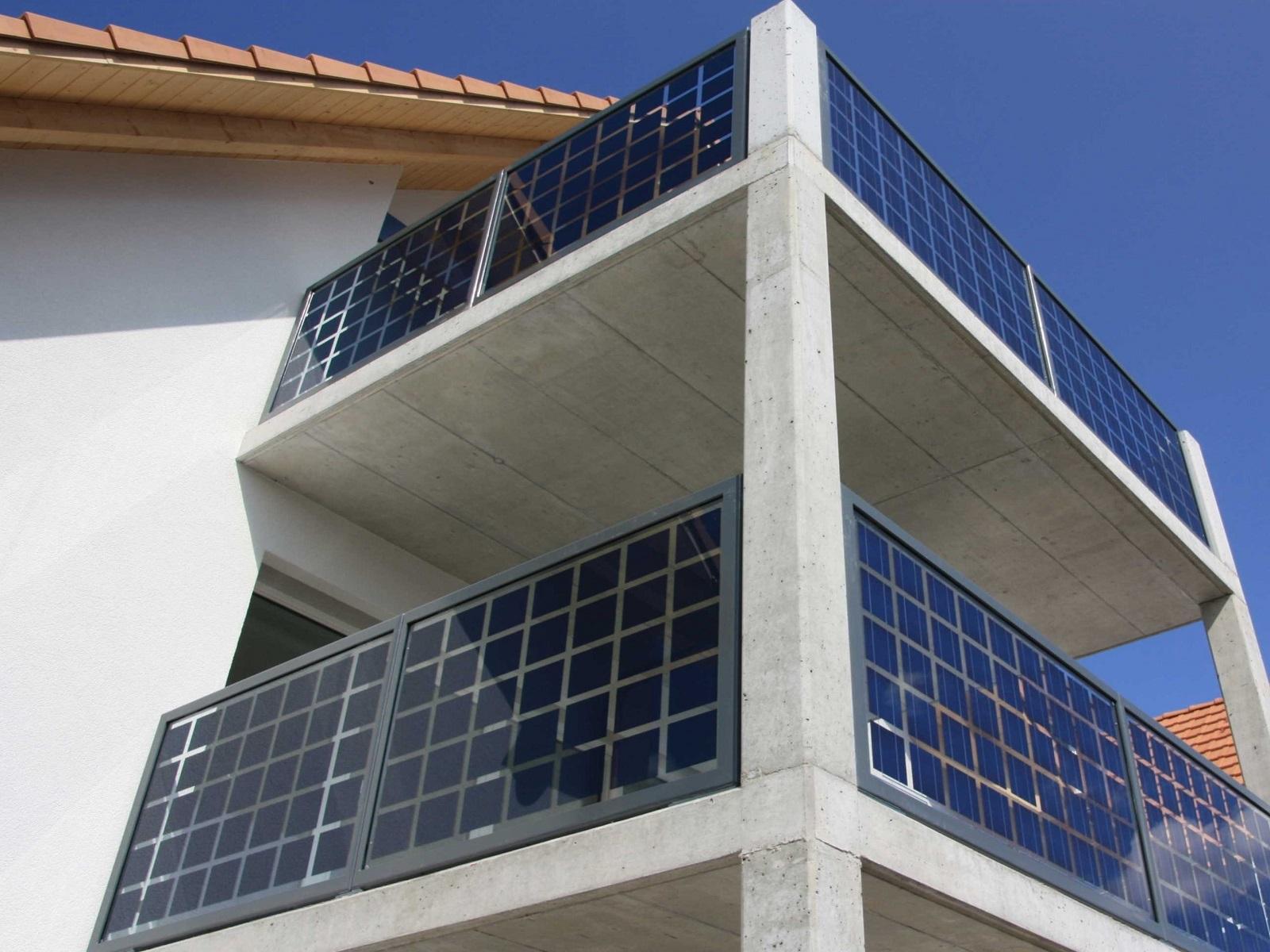 Balkony Fotowoltaiczne